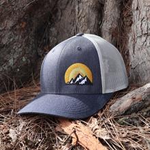 Outdoors truckers hat