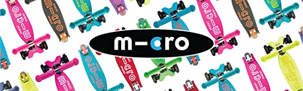 Micro Maxi Deluxe | 3-Wheeled, Lean-to-Steer, Swiss-Designed Micro Scooter for Kids | Ages 5-12