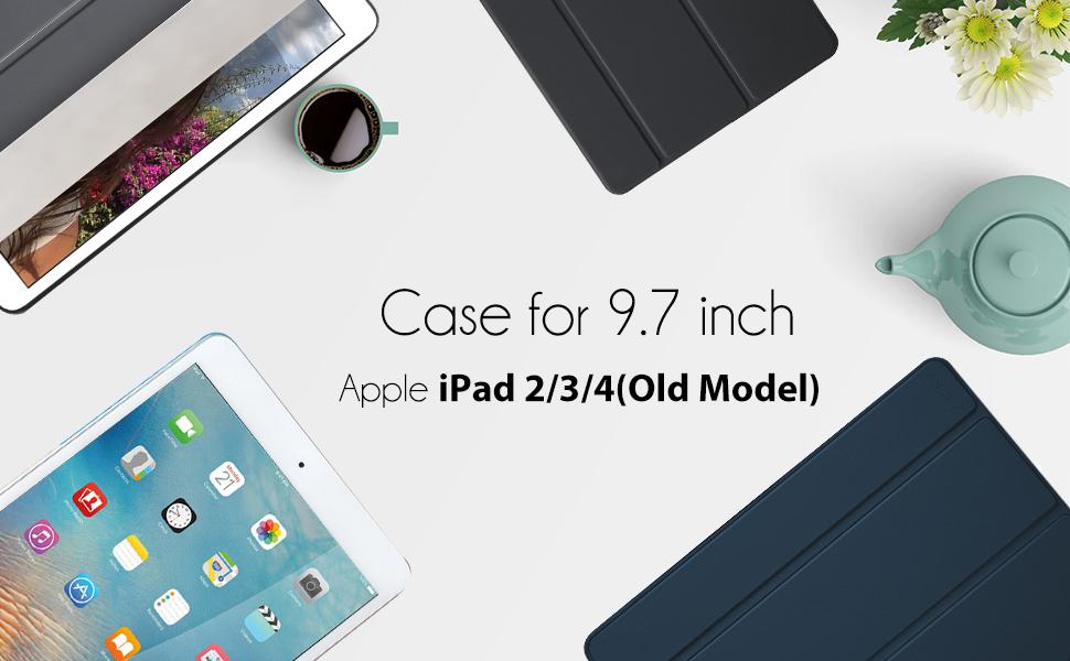 iPad 2 3 4 case