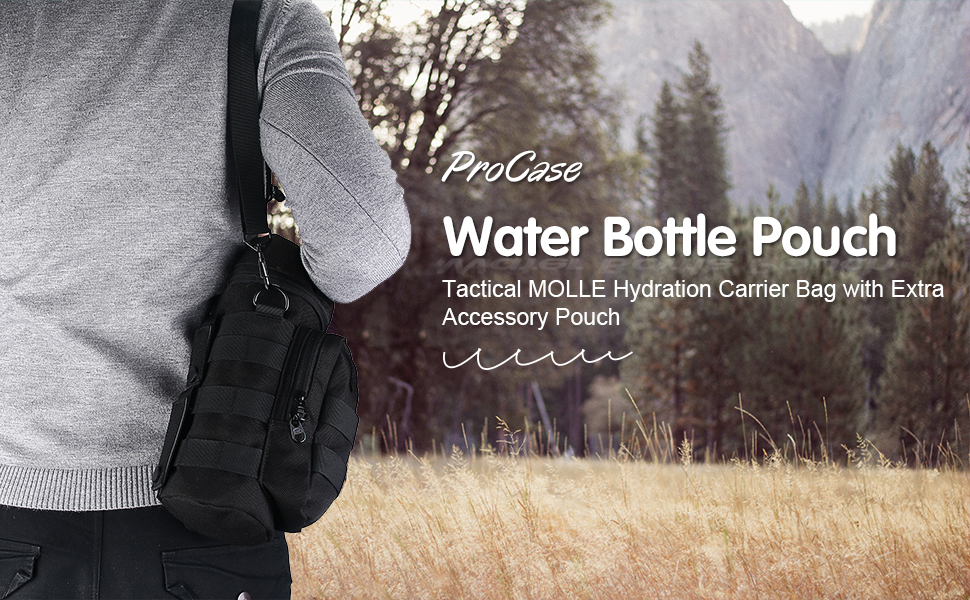 water bottle pouch