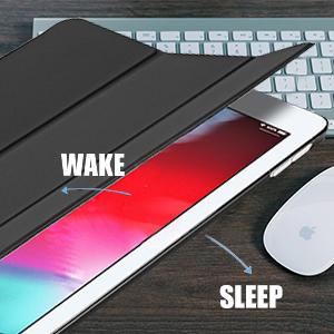 wake and sleep