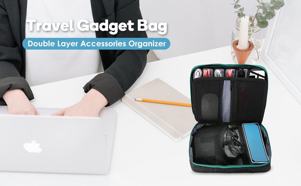 Universal Electronics Accessories Organizer Bag