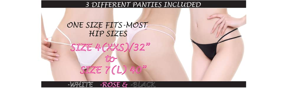 Amazon.com  Womens Remote Control Vibrating Panties with JOLT! as ... 51d481ef1