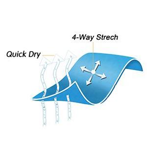 4 way Strech