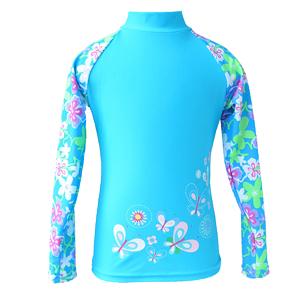 long sleeve swim shirt
