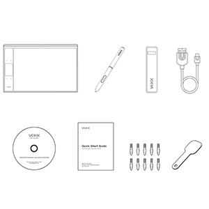A30 pen tablet