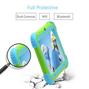 iRULU Kids Tablet Y57-Green