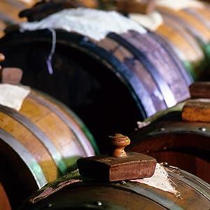 QO Aged in Wooden Barrels