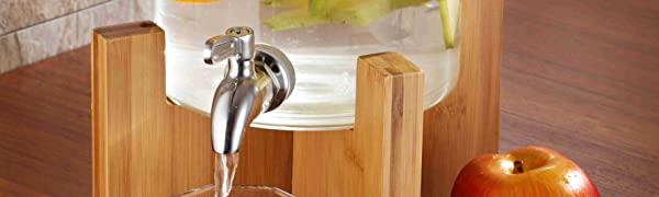Stainless Works SSS010 Stainless Steel Beverage Dispenser Spigot