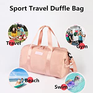 small sport bags