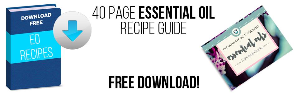 essential oil recipe guide