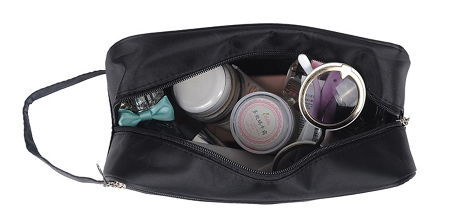 Amazon Com Isuperb Toiletry Bag Travel Organizer Classy Waterproof Portable Wash Gym Shaving