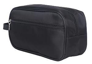 Amazon Com Isuperb Toiletry Bag Travel Organizer Classy Waterproof Portable Wash Gym Shaving
