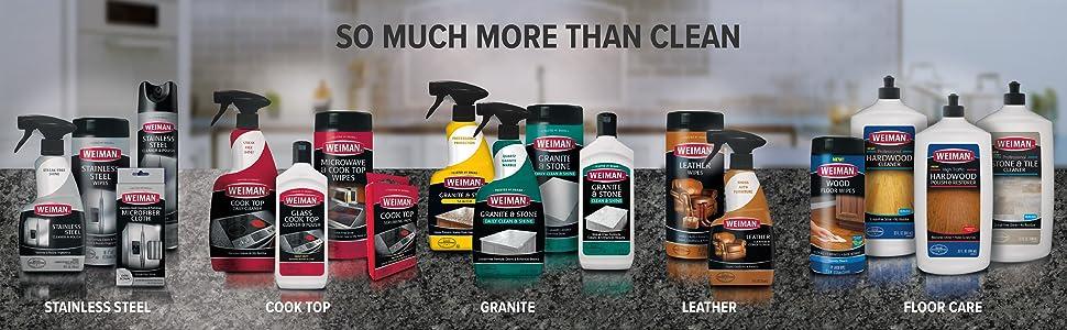 SOoooo much more than clean!