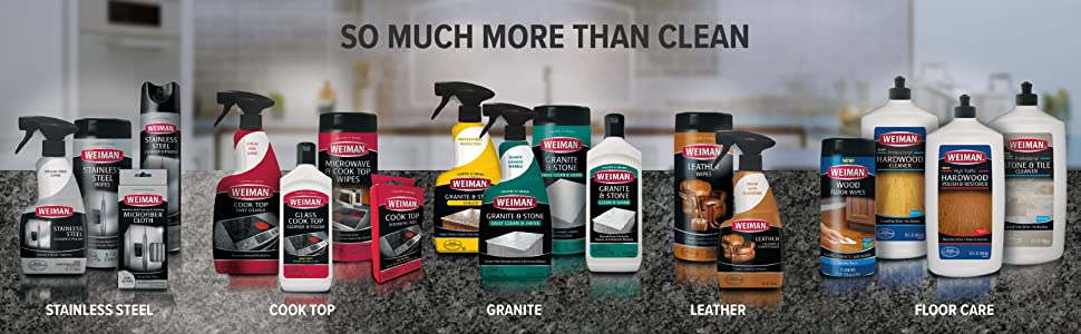 Weiman Family of Products