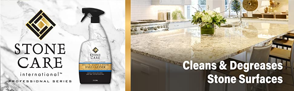 Stone Care Daily Cleaner for Granite
