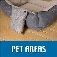 Pet Areas