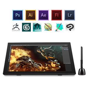 digital drawing tablet monitor