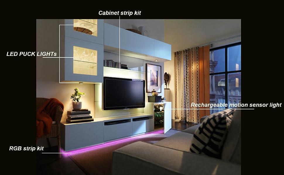 LED decoration lighting
