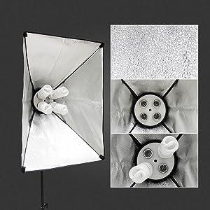 Photography Video Studio Lighting Kit