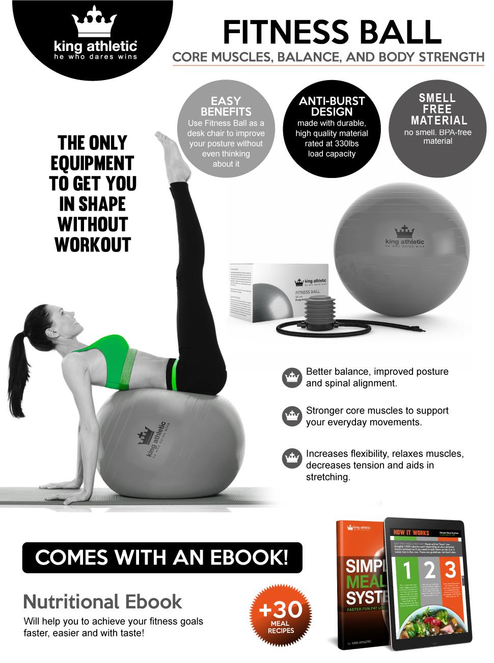 benefits of swiss ball pdf