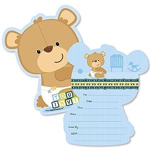Baby Boy Teddy Bear