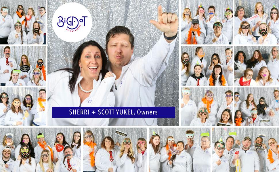 Big Dot of Happiness Team Photo