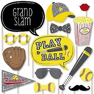 Amazon.com: Grand Slam – Fastpitch Softball – fiesta de ...