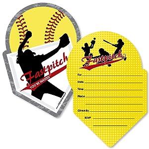 amazon com grand slam fastpitch softball shaped fill in