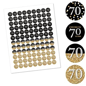 70th Birthday 70th Birthday Party Favors For Adults \u2013 324 Silver 70th Birthday Decorations Hershey Kiss Sticker Birthday D\u00e9cor \u2013 12551