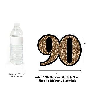 Amazon Adult 90th Birthday