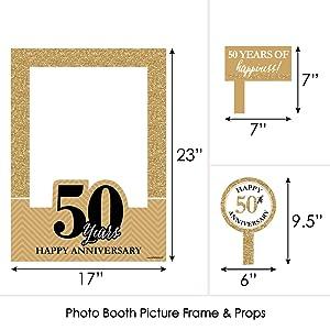 Amazon.com: We Still Do – 50th aniversario de boda Photo ...