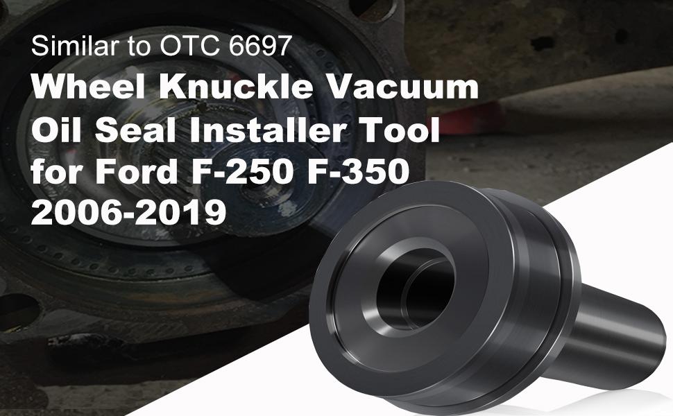 OTC 6697 F-250//350 Wheel Oil Seal Installer