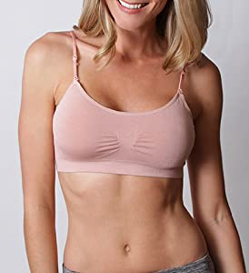 eae742d47e586 Our Coobie Seamless Bra – Scoopneck – is one of the most popular styles.  Available in 50+ colors. One size fits almost every body.