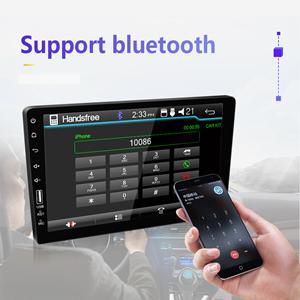 car radio with bluetooth
