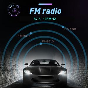 car radio touch screen