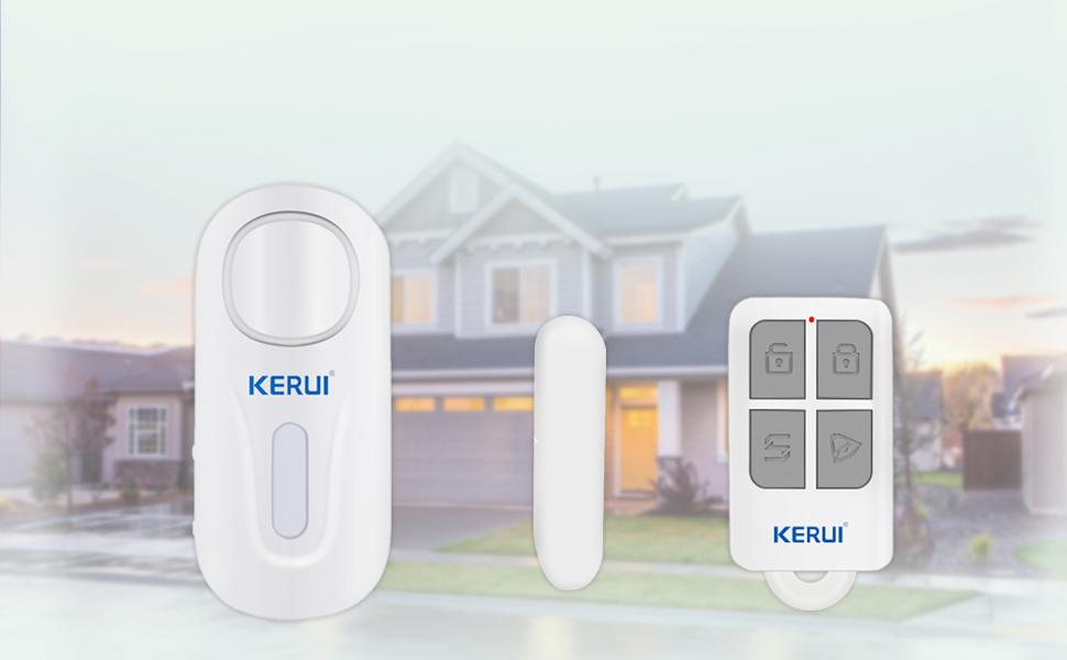remote door alarm