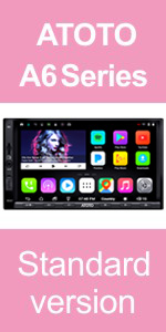 Amazon com: ATOTO A6 Android Car Navigation Stereo w/Dual
