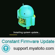 constant firmware update