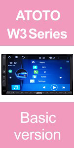 Amazon com: ATOTO A6 Android Car Navigation Stereo - 2X Bluetooth