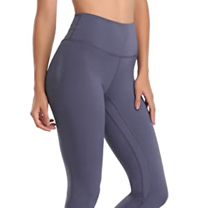 51ce0bb53353f Colorfulkoala Women's Buttery Soft High Waisted Yoga Pants Full ...