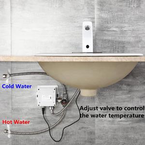 motion sensor faucet tap sink