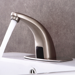 automatic motion sensing bathroom commercial sink tap