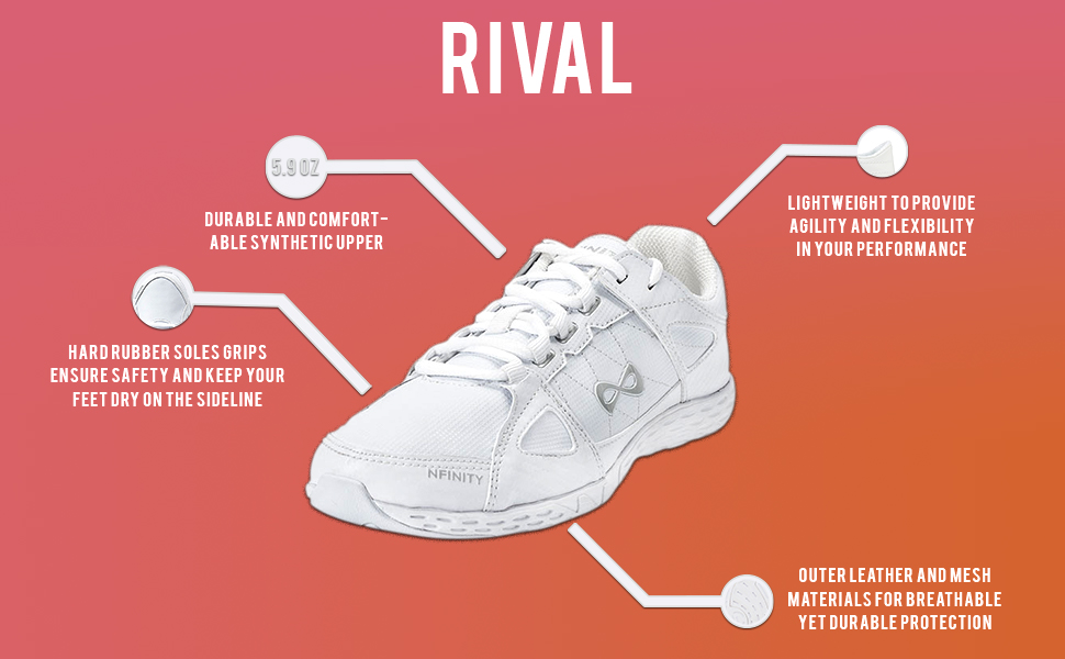 Nfinityrival Cheer Shoe