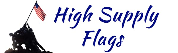american flag being hoisted by army soldiers iwo jima high supply flags