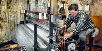 Faraday day weavers-and-mills