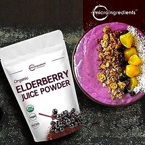 story of elderberry