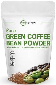 green coffee bön extract