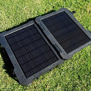 HQST Portable Generator All-in-one Solar Kit