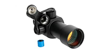Primary Arms Silver Series Advanced Full Size 30mm 2 MOA Red Dot Sight Reticle Battery Compartment